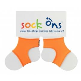 Ons - Sock Ons, Impiedica Scoaterea sosetelor, Orange
