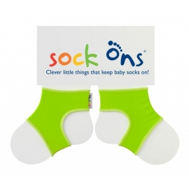 Ons - Sock Ons, Impiedica Scoaterea Sosetelor, Lime