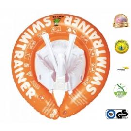 Freds Swim Academy - Colac copii SWIMTRAINER Classic Portocaliu, 2-6 ani
