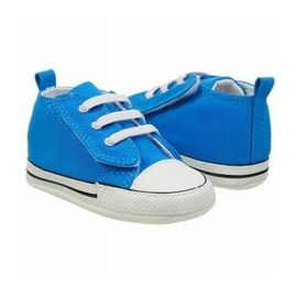 Converse - All Star Crib Trainers, Easy Slip, Blue