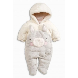 Next - Combinezon iarna bebelusi pufos, Iepuras