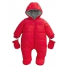Mamas&Papas - Salopeta zapada Quilted Red