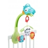 Fisher-Price - Carusel muzical Rainforest 3-in-1