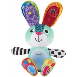 Lamaze - Jucarie interactiva si lampa de veghe Sonny The Glowing Bunny