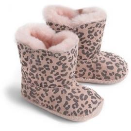 UGG Australia - Cizme I Cassie Suede Leopard