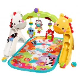 Fisher Price - Saltea Activitati Newborn-to-Toddler Play Gym