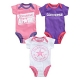 Converse - All Star Infant Set 3 Body Gift, Roz