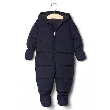 GAP - Salopeta bebelusi iarna Warmest Down Fill
