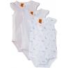 Pumpkin Patch - Flutter Sleeve Bodysuit (set 3 buc)