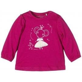 Esprit - Bluza fetite cu maneca lunga Berry Pink