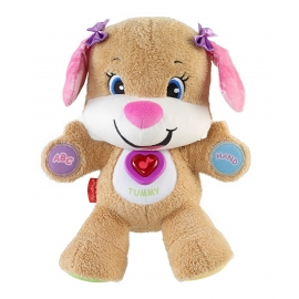 Fisher-Price - Catelusul Laugh and Learn Puppy Sis