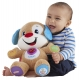 Fisher-Price - Catelul vorbitor Laugh and Learn Puppy - Boy jucarii interactive