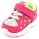 Nike - Adidasi copii Kids Fusion Run 2, Roz/Gri