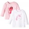 Esprit - Set 2 bluze fetite cu maneca lunga Sunny Rose