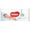 Huggies- Servetele umede bebelusi Newborn, 56buc