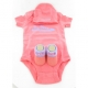Converse - All Star Infant Set 3 piese, 0-6 luni, Roz/mov