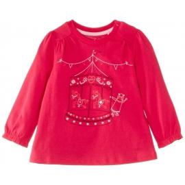 Esprit - Bluza fetite cu maneca lunga Magyc Pink