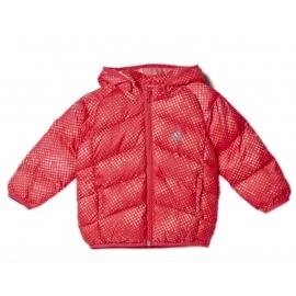 Adidas - Geaca Puf Fete Infant Hyppop Dots, Roz