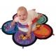 Lamaze - Covorasul interactiv bebelusi Garden Gim