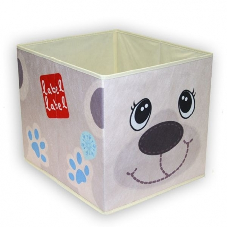 Cutie Depozitare Label-Label Urs Polar