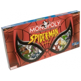 Monopoly Spiderman, Collector's Edition USAopoly