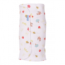 Gro - Paturica infasat GroSwaddle Apple