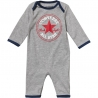 Converse - All Star Infant Body All-in-one, Classic Grey