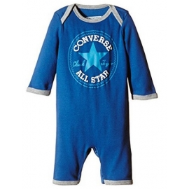 Converse - Salopeta All Star Infant Body All-in-one, Classic Blue