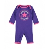Converse - All Star Infant Body All-in-one, Periwinkle