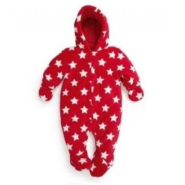 Next - Combinezon iarna bebelusi Red Stars