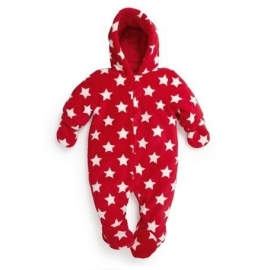 Next - Salopeta iarna bebelusi Red Stars