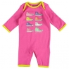 Converse - All Star Infant Body All-in-one, Cosmos Pink