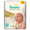 Pampers - Scutece Premium Care 3 Midi Jumbo Pack 80 buc