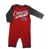 Converse - All Star Infant Body All-in-one, Fire Brick