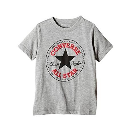 Converse - Tricou All Star Chuck, Vintage Grey