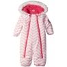 U.S. POLO ASSN - Salopeta Pink Stripes with Faux Fur