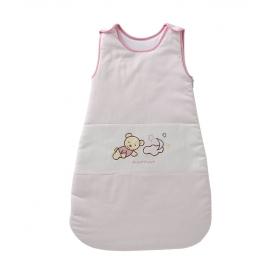 NAF NAF - Sac de dormit Teddy Pink, 2.5 TOG, 0-6 luni