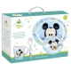 Disney - 5 Piece Microwavable Set Mickey Mouse Baby
