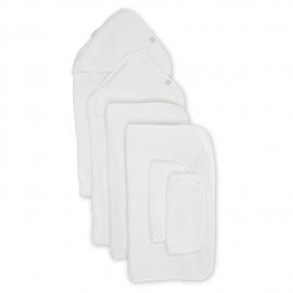Mothercare - Set prosoape pentru baie, corp si fata, 6 buc