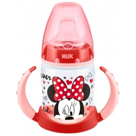 NUK - Biberon First Choice Disney Mickey & Minnie 150ml, 6 luni +
