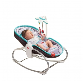 Tiny Love - Sezlong 3 in 1 Rocker Napper, Turqoise