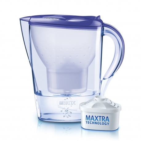 Brita - Marella Cool Cana de Filtrat Apa Lavander