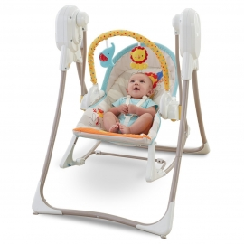 Fisher Price - Leagan 3in1 Swing'n Rocker