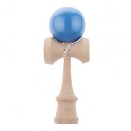 Kendama - Joc indemanare Japanese Wooden Kendama, Albastru