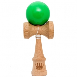 Royal Kendama - Joc indemanare Kendama Competition, Apple/Verde