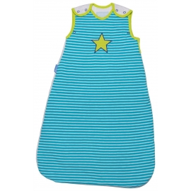 Gro - Grobag Ziggy Pop Blue, Sac de dormit, 1 TOG
