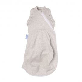 Gro - GroSnug Sac de infasat, Grey Marl, Light 1 TOG