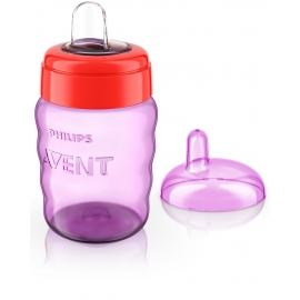 Philips Avent - Cana Easy Sip Spout Cup 12+ luni 260ml, Mov