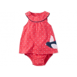 Carter's - Rochita Skirted Bird Sunsuit