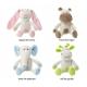 Gro - Jucarie Breathable Toy Gro Friends, Girafa Raff